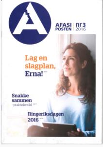 Afasiposten 3-2016