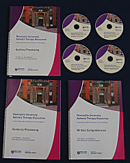 NUMA 1, auditiv prosessering