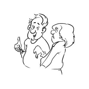 E-læringskurs om afasi modul 3 – Om kommunikasjon