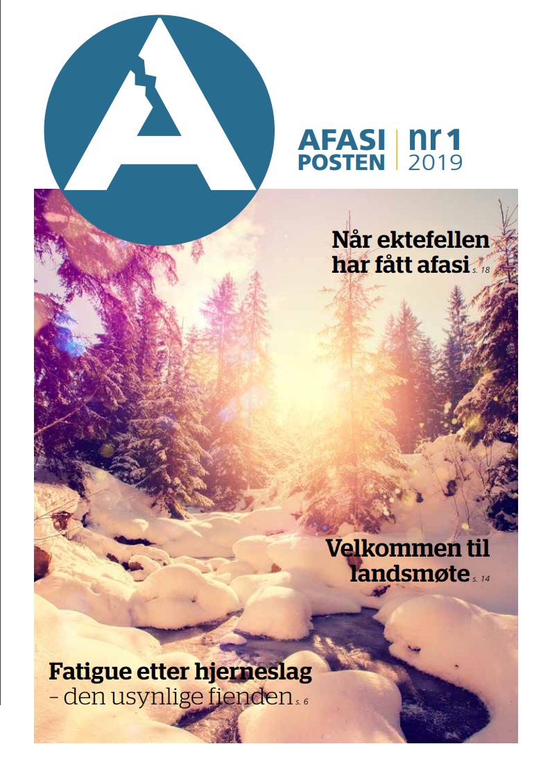 Afasiposten 1-2019