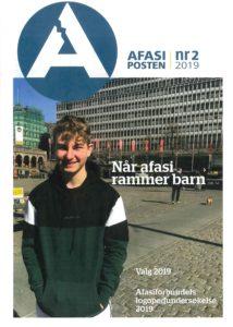 Afasiposten 2-2019